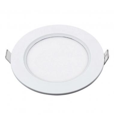 Empotrable LED Ball Epistar 6W - 430 Lm. Blanco Cálido. Ángulo 120º. Factor potencia 0.90