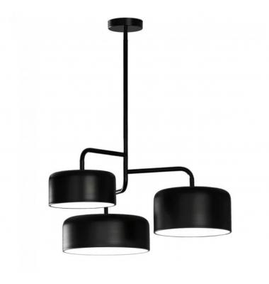 Lámpara de Suspensión TONO de la marca Olé by FM. 5*E27. 910*670mm Blanca