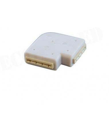 Unión conector 2 tiras RGB L 10mm
