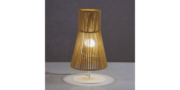 Lámpara de sobremesa Kora 220mm1*27