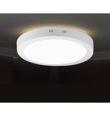 Plafón Techo LED Bid 18W - 1520 Lm. Blanco Natural. Ángulo 120º