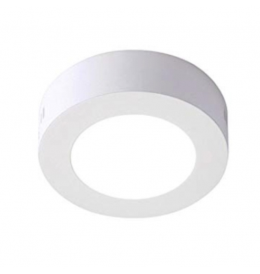 Foco Techo LED Bid 6W - 480 Lm. Blanco Natural. Ángulo 120º