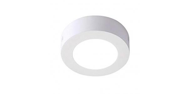 Foco Techo LED Bid 6W - 480 Lm. Blanco Natural. Ángulo 120º