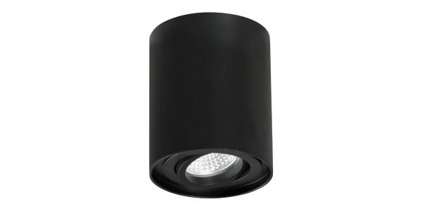 Foco Superficie LED Surfy Cilindro GU10 Blanco Mate