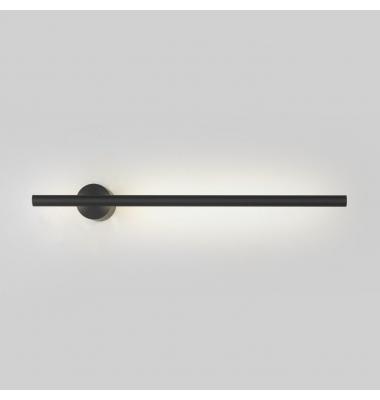 Aplique Pared Interior CLOCK de la marca Aromas. Blanco Cálido. 12W. 600*D22mm