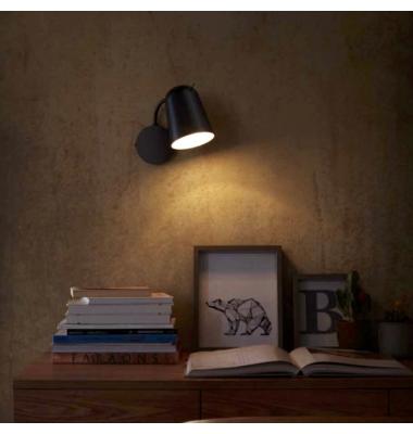 Aplique Pared Interior DOBI de la marca Aromas. 1*E14. 1950*1800mm