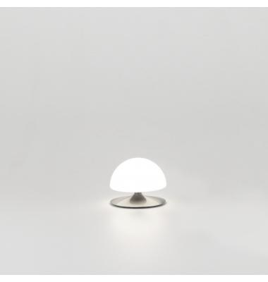 Lámpara de sobremesa MUSH de la marca Aromas. Diámetro 170mm