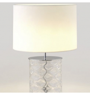 Lámpara de sobremesa SHADOW de la marca Aromas. Diámetro 360mm. 1*E27