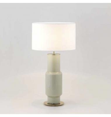 Lámpara de sobremesa NOA de la marca Aromas. Diámetro 400mm. 1*E27