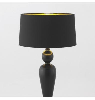 Lámpara de sobremesa LACE de la marca Aromas. 1*E27. Diámetro 220mm