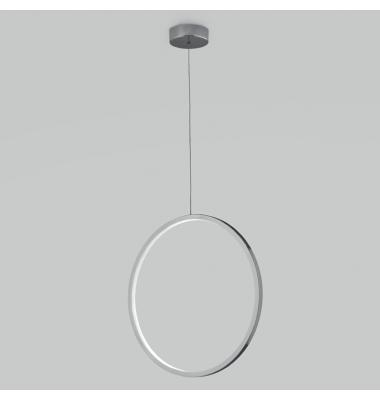 Lámpara de Suspensión CIRC de la marca Aromas. 8W. Diámetro 600mm