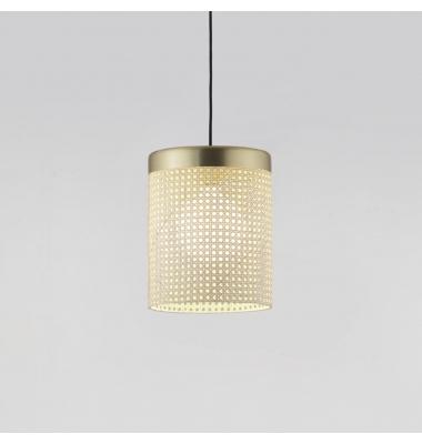 Lámpara de Suspensión PTAN de la marca Aromas. 1*E27. Diámetro 250mm