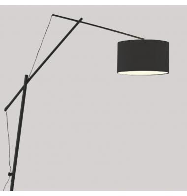 Lámpara de Pie Interior ARIO de la marca Aromas. 2106*1614mm. 1*E27