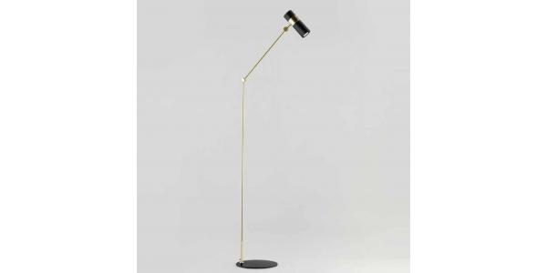 Lámpara de Pie Interior PAGO de la marca Aromas. 1510*170mm. 1*GU10