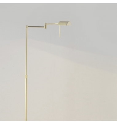 Lámpara de Pie Interior LENG de la marca Aromas. 1*G9. 33W. 1450*410mm.