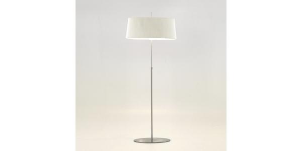 Lámpara de Pie Interior ONA de la marca Aromas. 1650*200mm. 2*E27