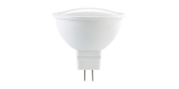 Bombilla LED MR16 7W. Blanco Cálido. 3000k. Ángulo 38º. 500 Lm