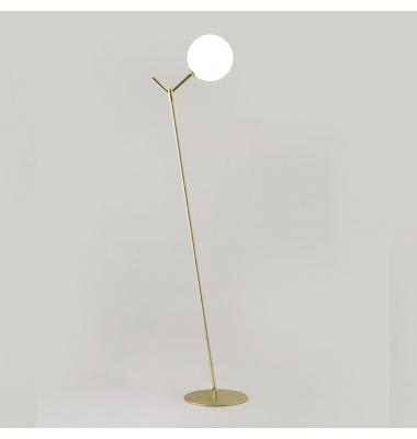 Lámpara de Pie Interior ATOM de la marca Aromas. Diámetro 200mm. 1*G9. 3W. 2700K