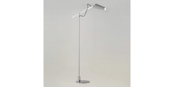 Lámpara de Pie Interior PAU de la marca Aromas. 1342*500*275mm. 1*E27