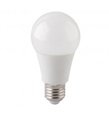 Bombilla LED E27 Con Sensor Presencia, 10W. 3000k, Blanco Cálido. Ángulo 220º