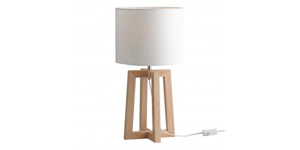 Lámpara de sobremesa BERRY de la marca Luce Ambiente Design. 1*E14. Diámetro 250mm
