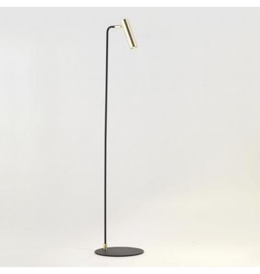 Lámpara de Pie Interior ABBACUS de la marca Aromas. Diámetro 300mm. 1*G9