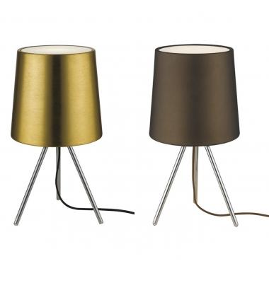 Lámpara de sobremesa MARLEY de la marca Luce Ambiente Design. Diámetro 250mm. 1*E14