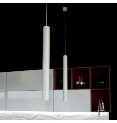 Lámpara de Suspensión FLUKE de la marca Luce Ambiente Design. 1*GU10. Diámetro 55mm