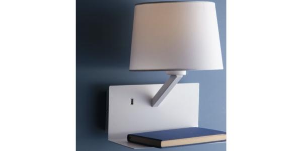 Aplique Pared Interior CIAK de la marca Luce Ambiente Design. 1*E27. 230*310mm