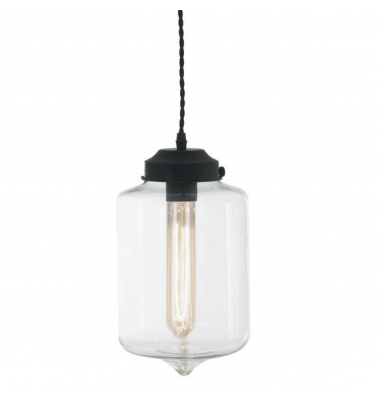 Lámpara de Suspensión EVELYN de la marca Luce Ambiente Design. 1*E27. D180*1000mm