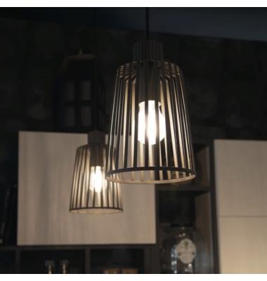 Lámpara de Suspensión DAYTON S16 de la marca Luce Ambiente Design. 1*E27. Diámetro 160mm