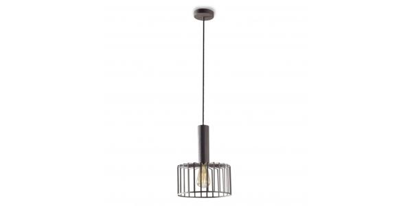 Lámpara de Suspensión DAYTON S25 de la marca Luce Ambiente Design. 1*E27. Diámetro 250m