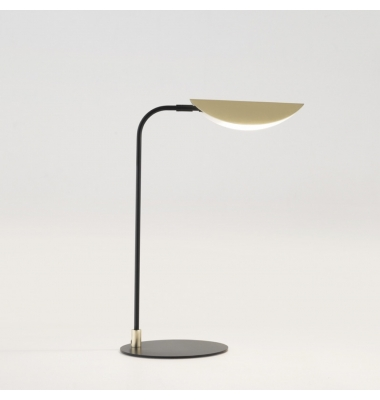Lámpara de sobremesa FICUS de la marca Aromas. 1*G9.