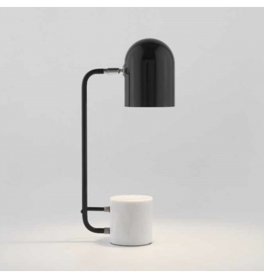 Lámpara de sobremesa LUCA de la marca Aromas. 1*E27