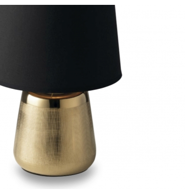 Lámpara de sobremesa ECSTASY de la marca Luce Ambiente Design. 1*E27. Diámetro 170mm