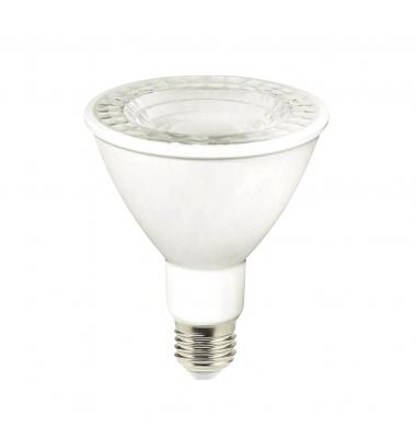 Bombilla LED PAR30 E27 12W COB. Ángulo 35º. Blanco Frío