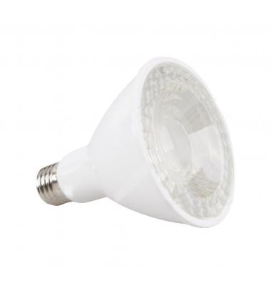 Bombilla LED E27, PAR30, 12W, COB, 6500k, Blanco Frío, Ángulo 35º