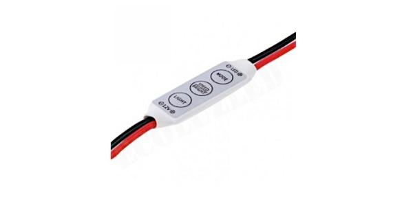 Controlador Dimmer Tira LED MonoColor