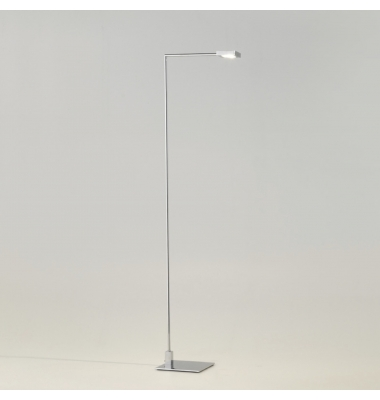 Lámpara de Pie Interior SQUARE de la marca Aromas. 1200*180mm. 5W, 2700K.
