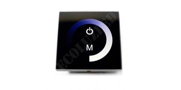 Controlador Dimmer Tira LED MonoColor Empotrable