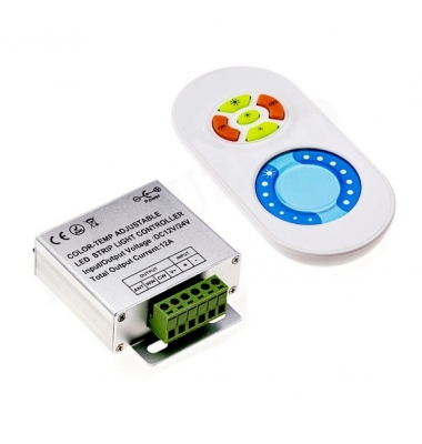 Controlador Tira LED Dual Control Remoto