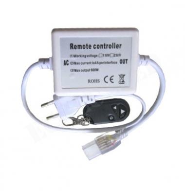 Controlador 220V MonoColor 600W Control Remoto