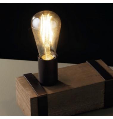 Lámpara de sobremesa TEXAS de la marca Luce Ambiente Design. 220*100*140mm. 1*E27