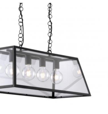 Lámpara de Suspensión LEXINGTON de la marca Luce Ambiente Design. 800*1100mm. 4*E27