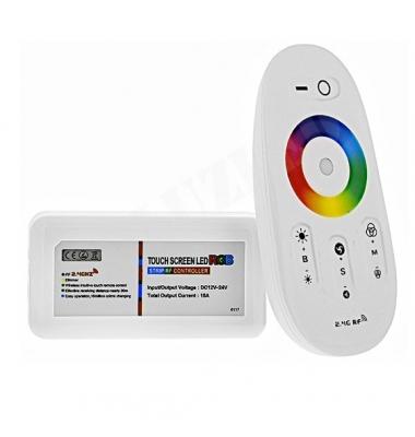 Controlador RGB Táctil WiFi 216W Control Remoto