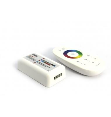 Controlador RGB Táctil WiFi 120W Control Remoto