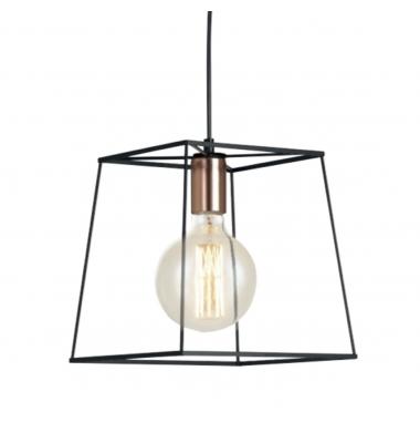 Lámpara de Suspensión HARLEM de la marca Luce Ambiente Design. 1200*220/250mm. 1*E27