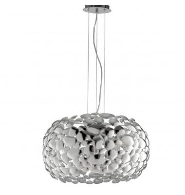 Lámpara de Suspensión DIONISO S48 de la marca Luce Ambiente Design. 3*E27. Diámetro 480mm