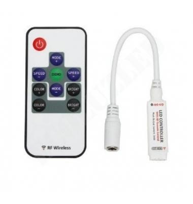 Controlador RGB 144W Control Remoto