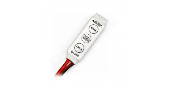 Controlador Mini RGB 144W